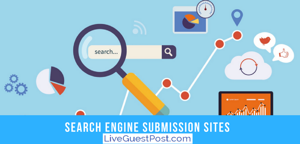 High PR Search Engine Submission Sites List 2020-21