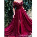Know how to Slay Online Shopping for Maroon Prom Dresses without Exceeding Budget