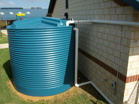 How to Keep Your Rainwater Tank Bendigo Healthy and Efficient