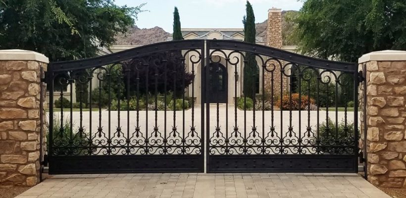 3 Ways the Automatic Gates Melbourne can Increase Security in a Property