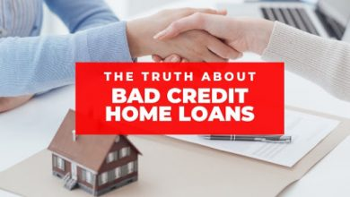 4 Myths on Credit Scores to Know before Applying for House loans for Bad Credit