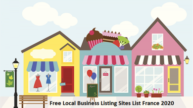 Free Local Business Listing Sites List France 2020-21