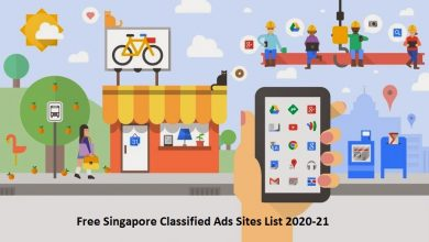 Free Singapore Classified Ads Sites List 2020-21