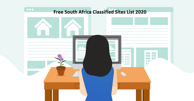 Free South Africa Classified Sites List 2020
