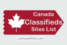 Top Free Canada Classifieds Sites List 2020-21