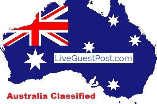 Top Free Australia Classified Sites List 2020-21