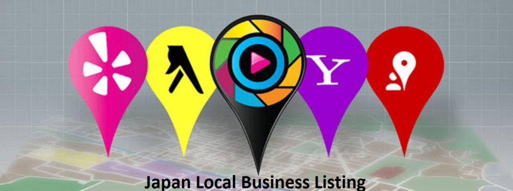 Japan Local Business Listing Sites List