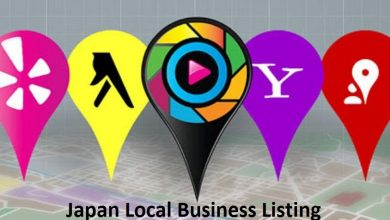 Japan Local Business Listing Sites List