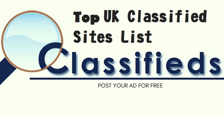 Free UK Classified Submission Sites List 2020-21
