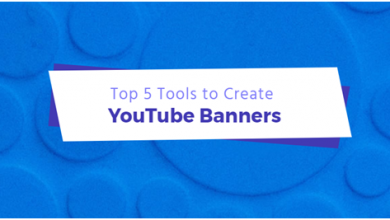 Top 5 Tools to Create YouTube Banners Easily