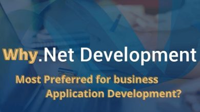 Why is .Net Development Most Preferred for Business Application Development?