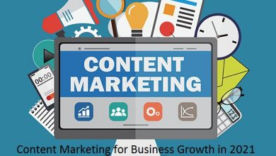 Content Marketing for Business Growth in 2021