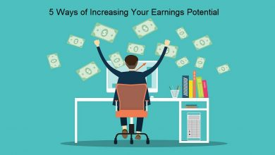 5 Ways of Increasing Your Earnings Potential