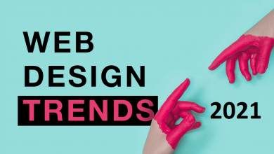 Innovative Web Design Trends for 2021