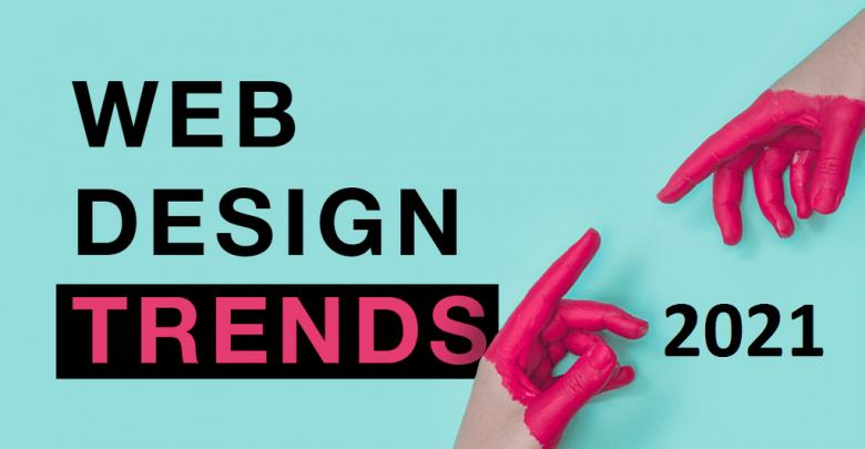 Innovative Web Design Trends for 2021