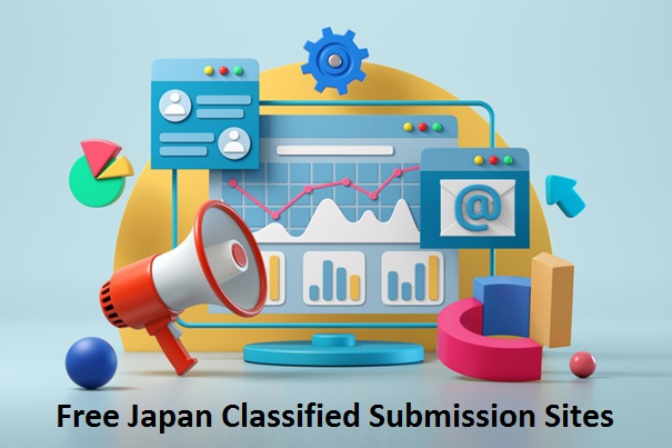 Japan Classified Submission Sites List