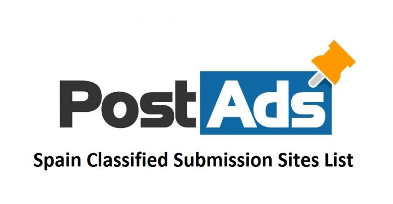 Spain Classified Submission Sites List