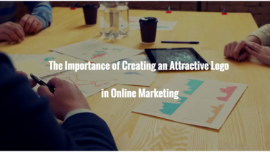 The Importance of Creating an Attractive Logo in Online Marketing